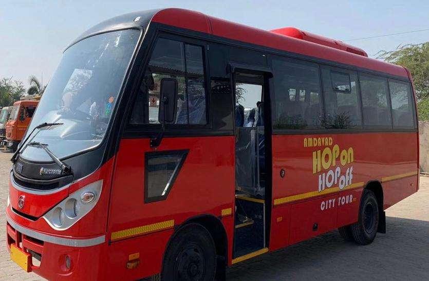 अहमदाबाद की सैर कराएगी 'होप ओन-ओन होप बसÓ