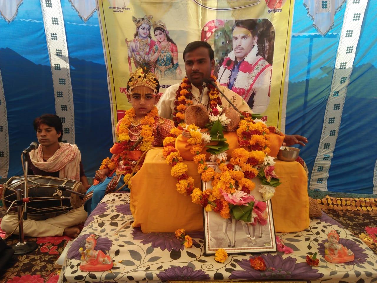 जन्म के छठवें दिन ही कृष्ण ने किया था पूतना का वध, मना जन्मोत्सव