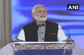 प्रधानमंत्री ने किया देश के सबसे बड़े रेल-सड़क पुल