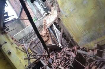 जहानाबाद में दर्दनाक हादसा, मकान गिरने से चार लोगों की मौत, मची अफरा-तफरी