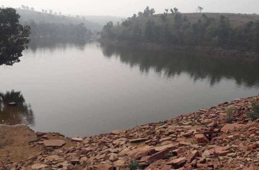 लबालब हुए तालाबों से गांवों की बदलने लगी है फिजां