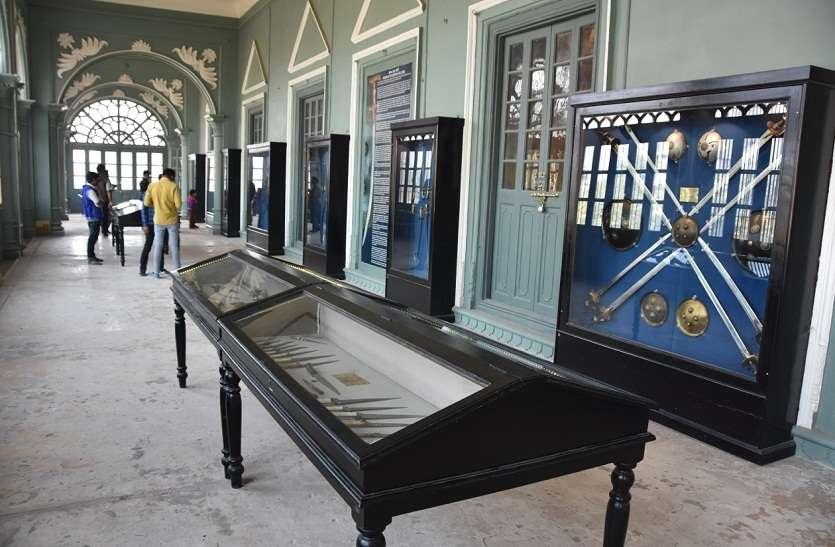 संग्रहालय का स्वरूप लौटा तो बढ़ी पर्यटकों की संख्या