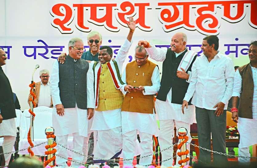 छत्तीसगढ़ राज्य मंत्रिमंडल के सभी मंत्री करोड़पति, मुख्यमंत्री भूपेश लिस्ट में दूसरे नंबर में