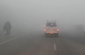 यूपी के इस जिले में 1 डिग्री पहुंचा तापमान, नए साल से पहले जम सकता है पानी- देखें वीडियो