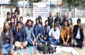 सांसद अजमल के खिलाफ विरोध प्रदर्शन,हुए दर्ज मामले