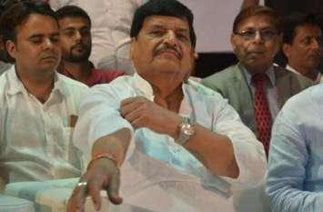शिवपाल यादव ने पार्कों में धार्मिक आयोजनों को लेकर भाजपा पर दिया बयान