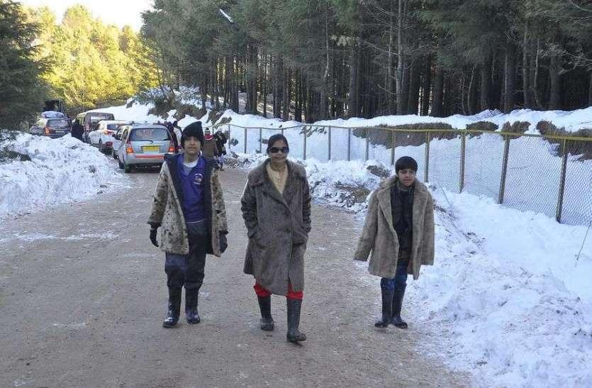 उत्तरी भारत में ठंड का प्रकोप