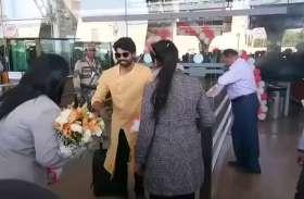 बाहुबली के निर्देशक राजामौली के बेटे की जयपुर में शादी