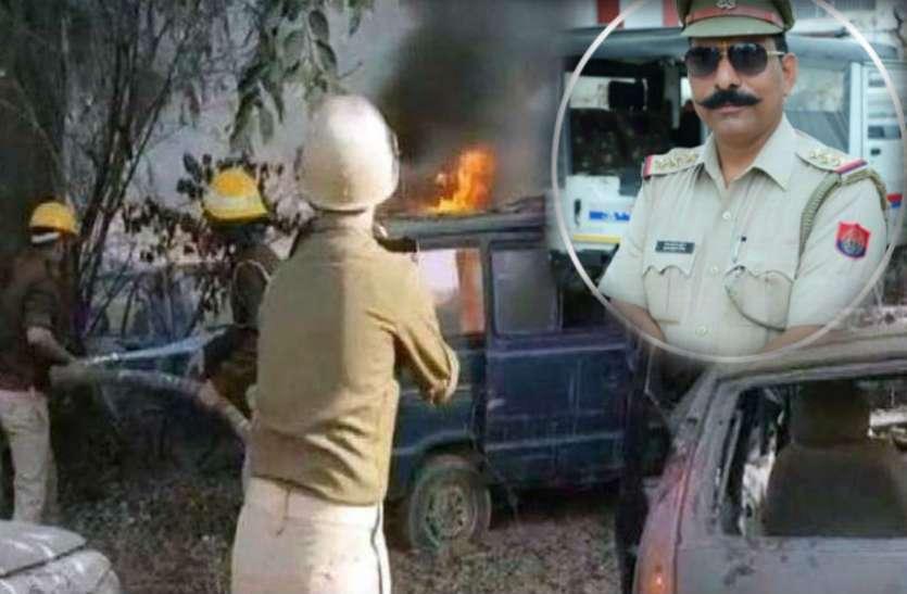 इंस्पेक्टर सुबोध कुमार के आरोपी की गिरफ्तारी के बाद परिवार ने की ये मांग