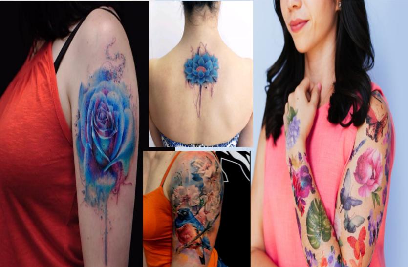 टेंपरेरी टैटू से भी त्वचा को होता है नुकसान, जानें कैसे