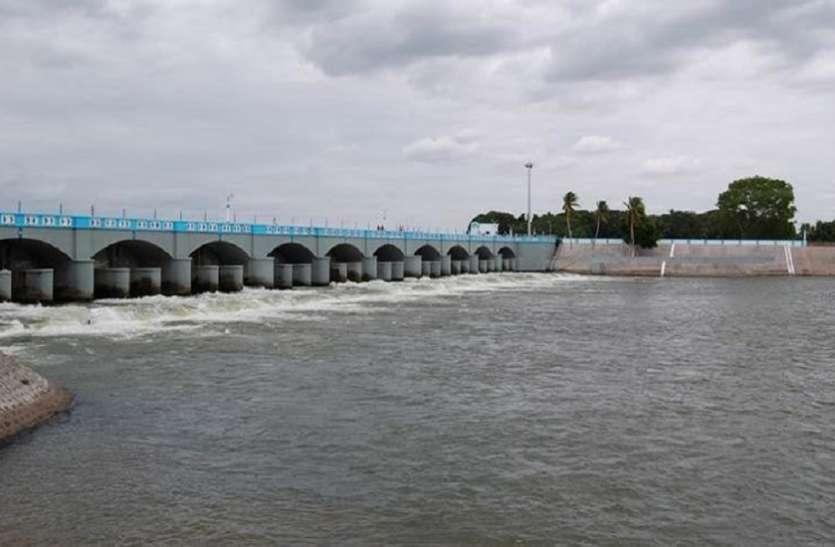 इस वर्ष तमिलनाडु को बहा कावेरी का सबसे अधिक पानी