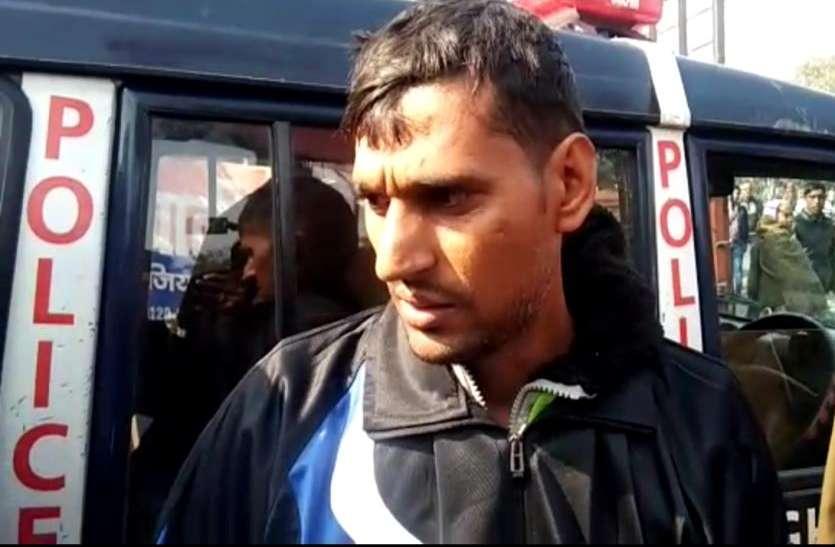 इस शख्स ने छोटी सी बात पर कर दी पिता अौर भार्इ की हत्या, खुलासे के बाद चौंक गये सभी लोग- देखें वीडियो
