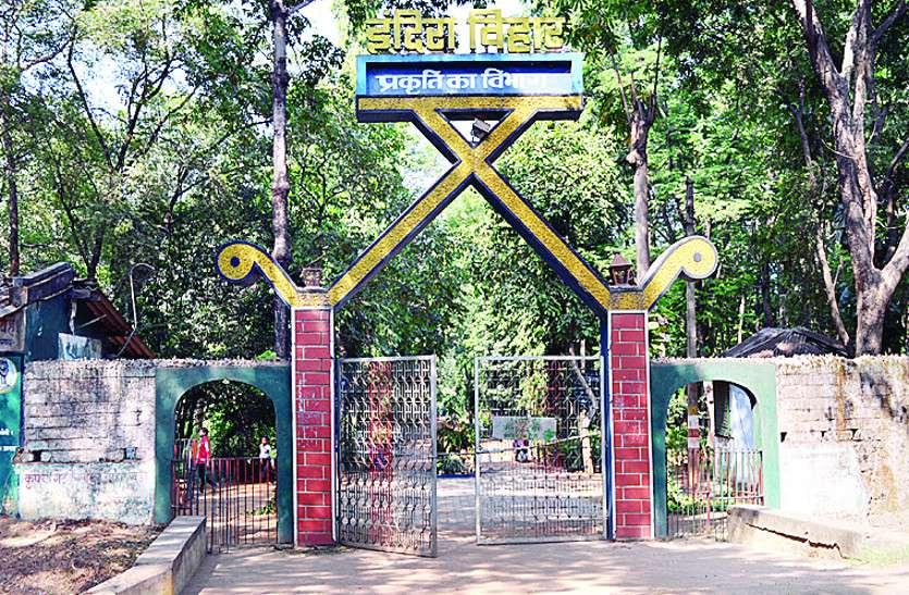 अब इंदिरा विहार को सिटी फारेस्ट के रूप में किया जाएगा विकसित, सीसीएफ अरुण पांडेय ने अधिकारियों को दिए ये निर्देश