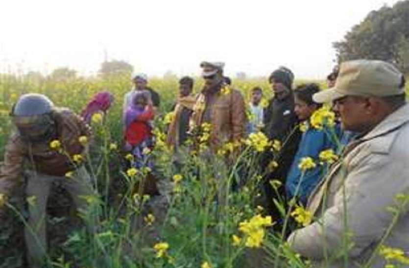 महिला की हालत देख ग्रामीणों में मचा हाहाकार, हो रही तरह तरह की चर्चा, कैसे हुयी ये जघन्य घटना