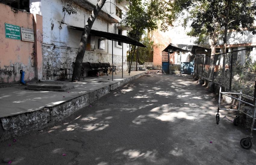 दो हजार बिस्तरों का मेडिकल कॉलेज बना रहे लेकिन मर्चुरी के लिए कोई प्लान नहीं