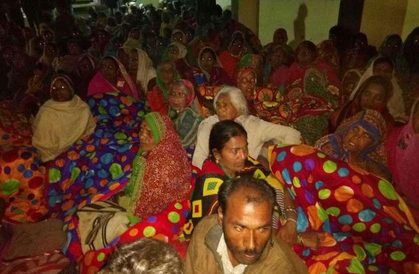 इयर एंडर 2018- किसानों के दमन के विरोध में खडे हो गए थे जिले भर के लोग