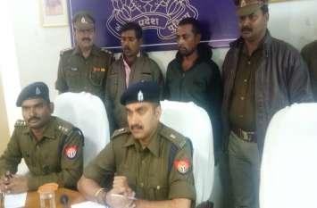 बिहार में नये साल में खपाने के लिए भेजी जा रही 13 लाख की अवैध शराब बरामद, दो गिरफ्तार