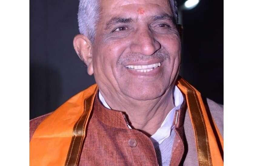 मावली विधायक धर्मनारायण जोशी ने किया कार्यकर्ताओं का अभिनंदन