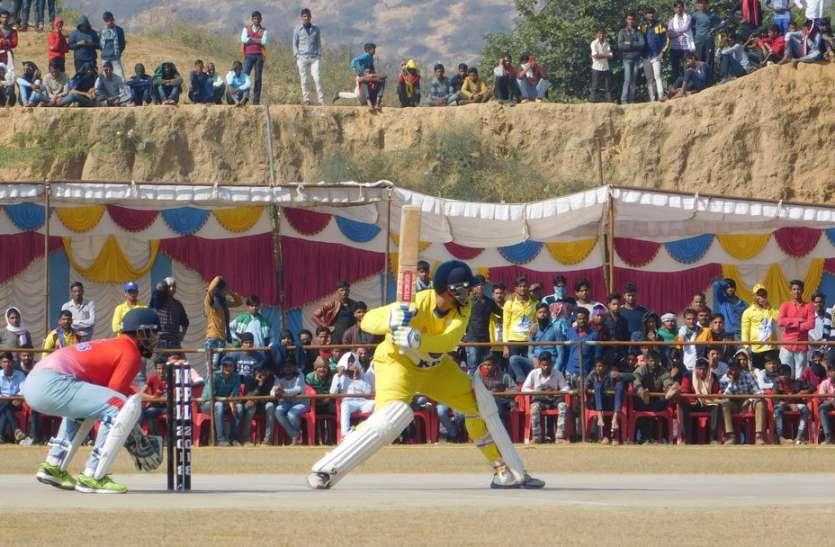 केपीएल-2 में आखिरी गेंद तक रोमांचक रहा फाइनल मैच