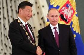 पुतिन और शी ने एक-दूसरे को नए साल की दी बधाई, अगले साल द्विपक्षीय संबंधों के लिए दिए शुभसंदेश