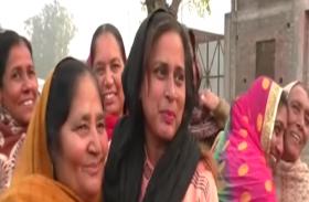 बेगमपुरा में बहू ने सास को 47 वोट से हराया