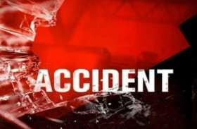 मैनपुरी में दर्दनाक हादसा, पुलिस भर्ती तैयारी कर रहे तीन युवकों को ट्रक ने रौंदा, दो की मौत