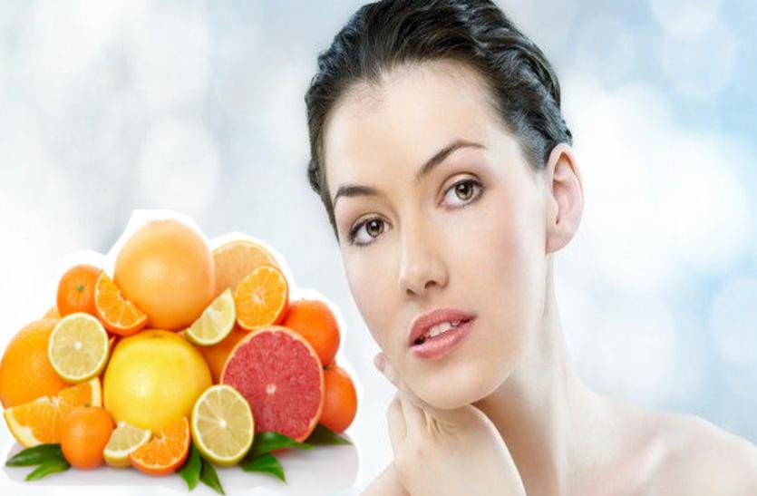 Beauty tips hindi - फ्रूट्स खाएं और दमकती त्वचा पाएं