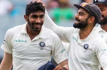 क्रिकेट ऑस्ट्रेलिया ने चुनी 'टेस्ट टीम ऑफ द ईयर', कोहली और बुमराह को मिली जगह