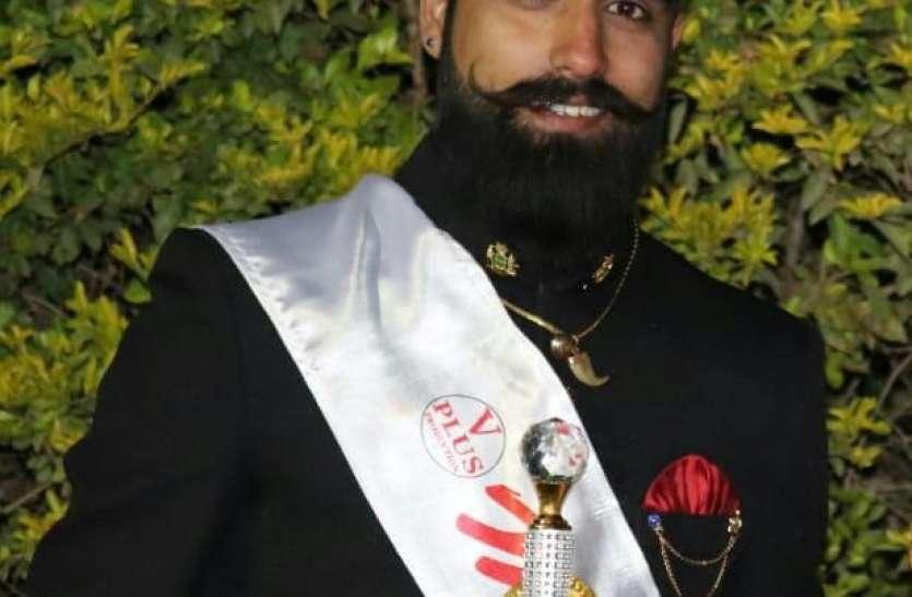 उदयपुर के  लव पंड्या ने जीता मिस्टर डुंगरपुर 2018 का खिताब