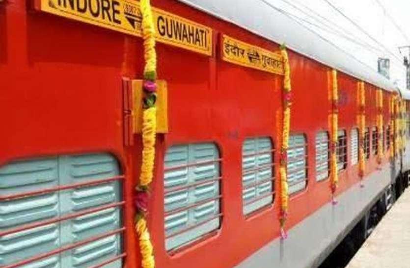 इस ट्रेन से गायब हो गया लाखों रुपए का माल