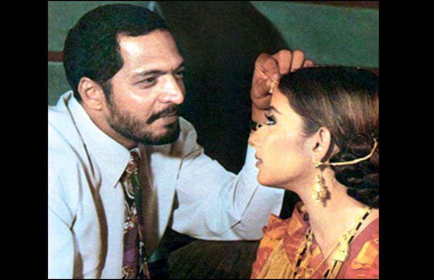 Nana Patekar love affair with Manisha Koirala