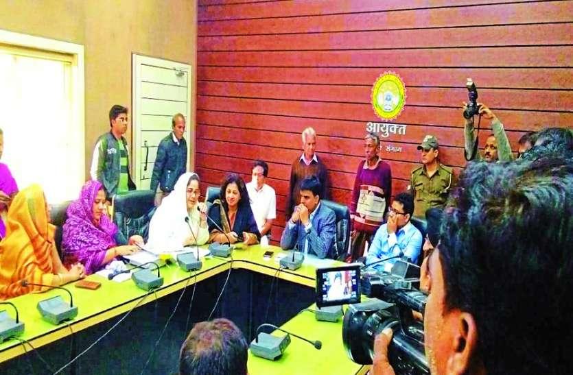 सरकार बदलते ही कांग्रेस के निशाने पर आए भाजपाई पार्षद