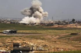 सीरिया में इराकी सेना का बड़ा हमला, आईएस के 30 कमांडर ढ़ेर किए
