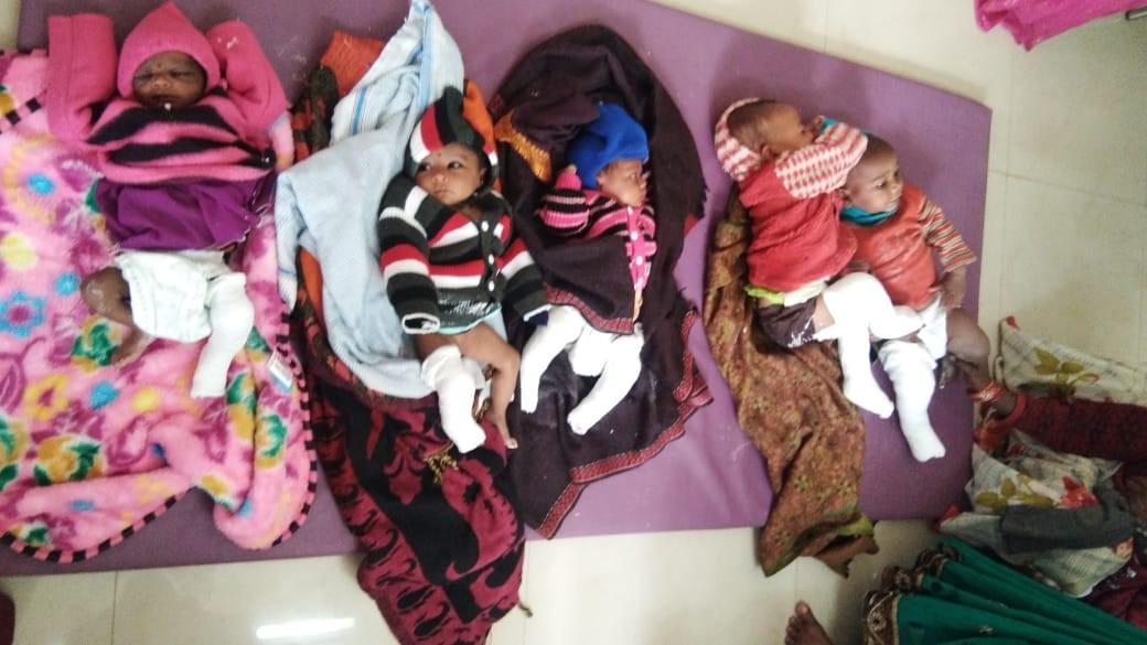 राजस्थान में होगी आदिवासी बच्चों की सर्जरी