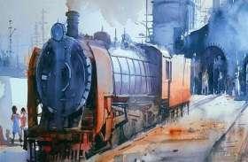 जानिए, कितना रोचक है मुंबई से दिल्ली तक रेलवे सेवाओं के विस्तार का इतिहास