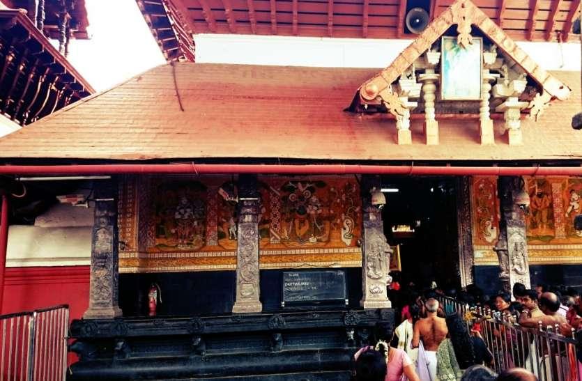 इस अद्भुत मंदिर में आज भी सुरक्षित है सींग लगे नारियल, यहां भक्तों की पूरी होती है हर कामना