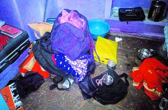 सर्राफा व्यापारी के घर में चोरों ने तिजोरीतोड़ चुरा ले गए 50 लाख से अधिक के आभूषण