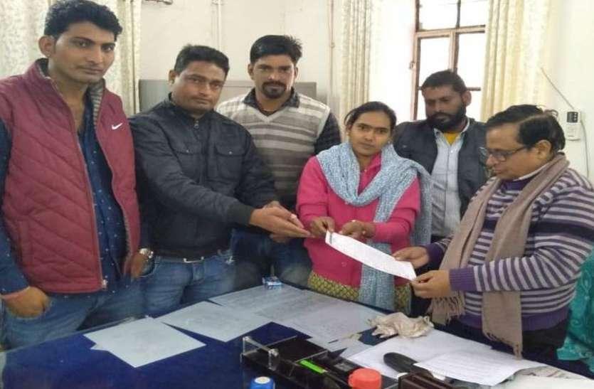 राजेश पायलट की प्रतिमा लगाने की मांग