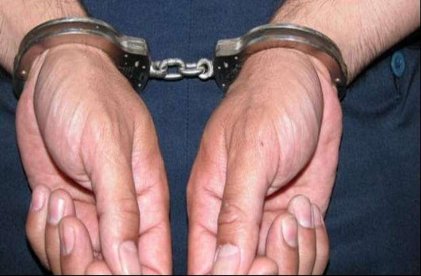 झगड़ा करने की नीयत से हथियार लेकर पहुंचे थे रायसिंहनगर, पुलिस ने धर दबोचे 18  आरोपी