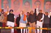 मोदी का कांग्रेस पर हमला,बोले- सिख दंगे के आरोपी को दिया मुख्यमंत्री पद का पुरस्कार