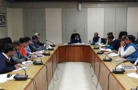 रामदेव पशु मेला 5 फरवरी से, कलक्टर ने ली तैयारी बैठक