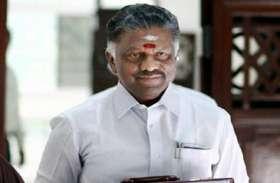 अम्मा के निधन पर कानून मंत्री का बयान है व्यक्तिगत : ओपीएस