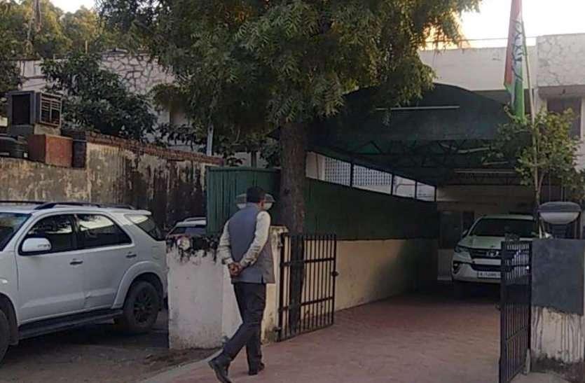 राजस्थान के पहले विधायक जो आए MeToo के घेरे में, आवास पर जांच करने पहुंची सीआईडी