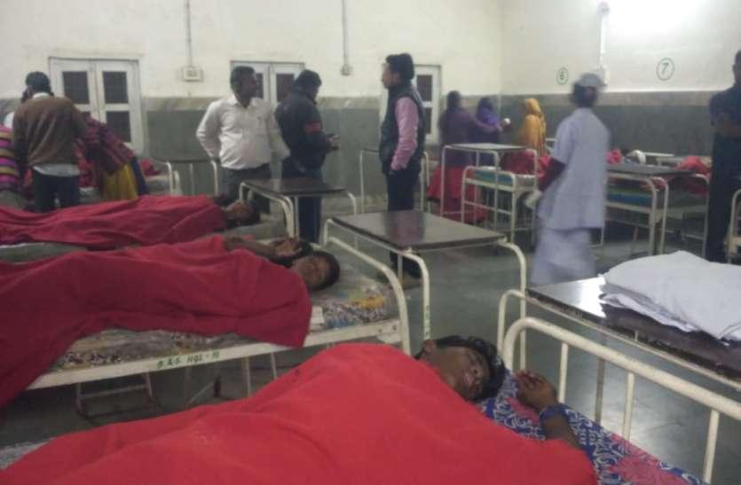 Breaking : मड़ई मेला से घर लौट रहे छात्रों से भरी पिकअप पलटी, 38 बच्चे घायल, 10 छात्रों का प्राथमिक इलाज के बाद कटघोरा अस्पताल किया रेफर