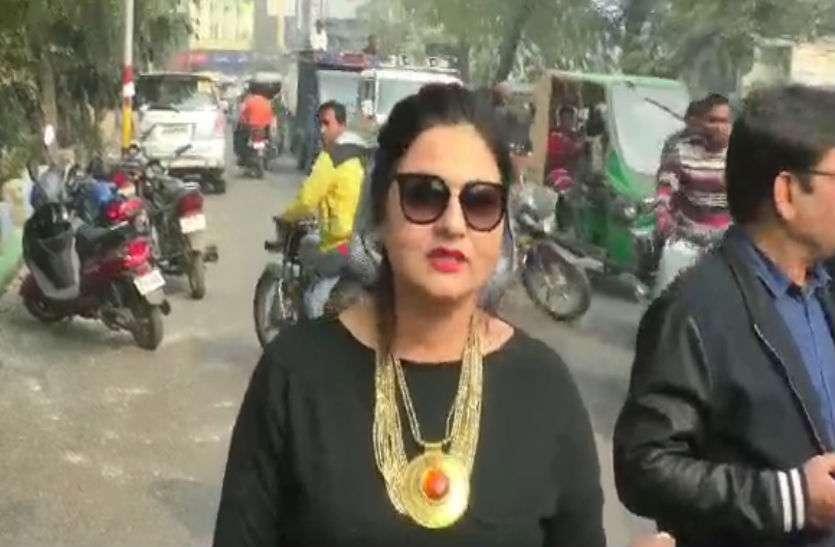 शहर की सूरत संवारने शाहजहांपुर पहुंचीं माई क्लीन इंडिया की नेशनल ब्रांड एंबेसडर