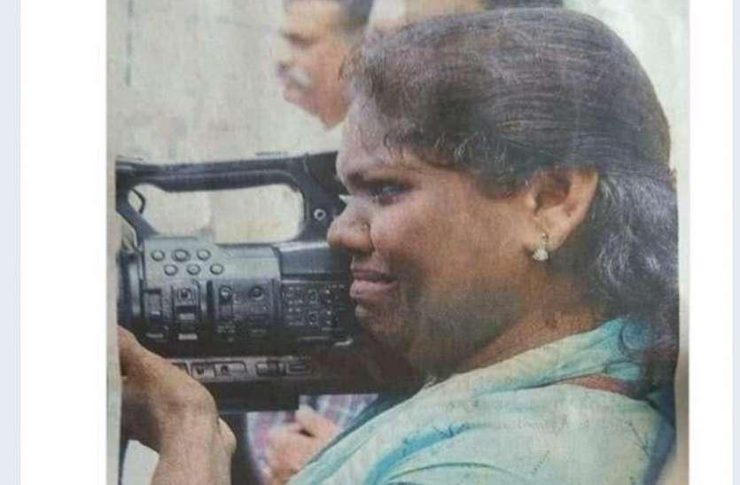 सबरीमाला: भीड़ से पिटती रही महिला पत्रकार, निकले आंसू फिर भी नहीं भूली अपना फर्ज