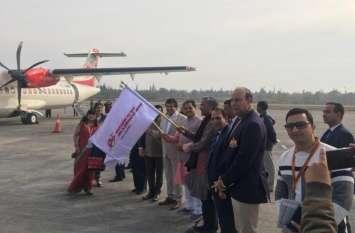 गढ़वाल-कुमाऊं के बीच कनेक्टिविटी हुई आसान, देहरादून से पंतनगर की हवाई सेवा शुरू