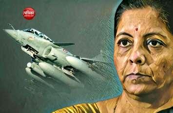 निर्मला सीतारमण बोली- बोफोर्स ने कांग्रेस को डुबोया लेकिन मोदी को रफाल फिर सत्ता में लाएगा