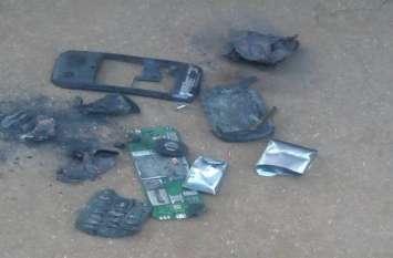 घर में रखे फोन में हुआ धमाका, गांवों में फैली दहशत