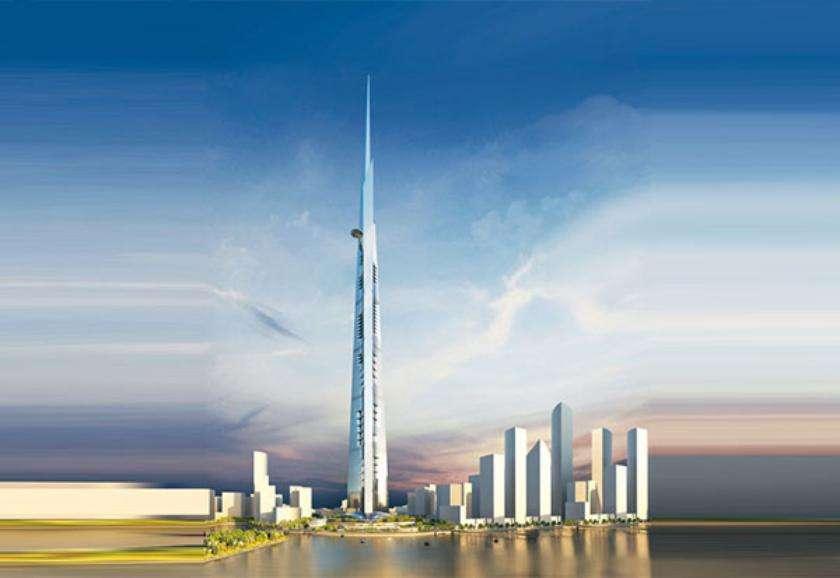 बुर्ज खलीफा से 2020 में छिन जाएगा सबसे ऊंची बिल्डिंग का खिताब जब बनकर तैयार होगी 1 किमी ऊंची इमारत